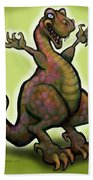 Tyrannosaurus Rex Bath Towel