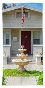 Suburban Arts And Crafts Hayward California 18 Bath Towel