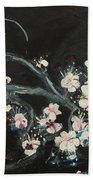 Ume Blossoms2 Bath Towel