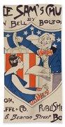Uncle Sam's Church Bath Towel