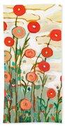 Under The Desert Sky Bath Towel by Jennifer Lommers