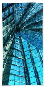 Under The Sea Dwelling Abstract Bath Towel