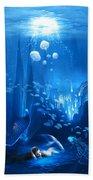 Underwater World Bath Towel