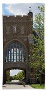 University Of Notre Dame Bath Towel