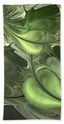 Untitled 1-26-10 Pale Green Bath Towel