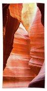 Upper Antelope Canyon 5 Bath Towel