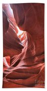 Upper Antelope Lights Bath Towel