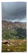 Upper Chicago Basin Below Mt Eolus - Weminuche Wilderness - Colorado Hand Towel