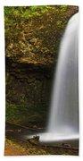 Upper Latourelle Falls Bath Towel