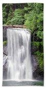 Upper North Falls 3 Bath Towel