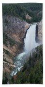 Upper Yellowstone Bath Towel