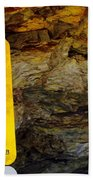 Uranium Mine In Capitol Reef Np Bath Towel
