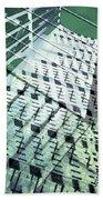 Urban Abstract 442 Bath Towel
