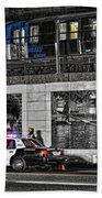 Urban Art  Bath Towel