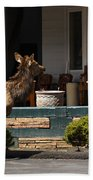 Urban Elk Bath Towel