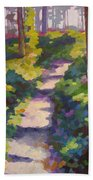 Urban Trail Climb Bath Towel