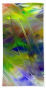 Veils Of Color 2 Bath Towel