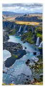 Valley Of Tears #2 - Iceland Bath Towel