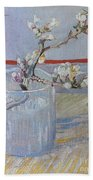 Van Gogh: Branch, 1888 Hand Towel