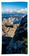 Vastly Majestic High Sierras Bath Towel