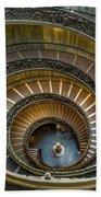 Vatican Staircase Bath Towel
