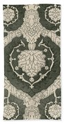 Velvet Hangings, 16th Century Hand Towel