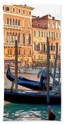 Venice Canalozzo Illuminated Bath Towel