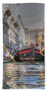 Venice Channelsss Bath Towel