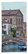 Venice Double Bridge Bath Towel