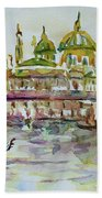Venice Impression Iv Bath Towel