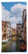 Venice, Italy Bath Towel