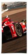 Verizon Indycar Series - 3 Bath Towel