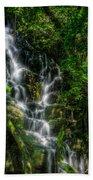 Vernal Fall At Rincon De La Veija Bath Towel