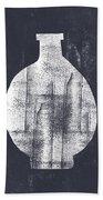 Vessel 1- Art By Linda Woods Bath Towel