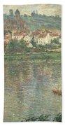 Vetheuil Bath Towel