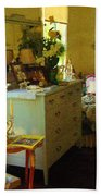 Victorian Sunshine Bath Towel