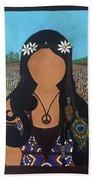 Vidas Pasadas, Woodstock 1969 Bath Towel
