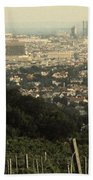 Vienna From The Hills Bath Towel