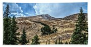 View From Guanella Pass Road Bath Towel