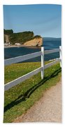 View In Perce Quebec Hand Towel