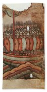 Viking Invasion 919 Bath Towel