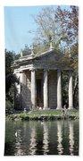Villa Borghese Park Bath Towel