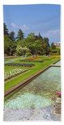 Villa Taranto Gardens,lake Maggiore,italy Bath Towel