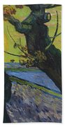 Vincent Van Gogh, The Sower Hand Towel