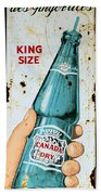 Vintage Canada Dry Sign Photograph by Andrew Fare