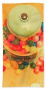 Vintage Candy Machine Bath Towel