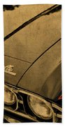 Vintage Chevrolet Chevelle Hood Bath Towel