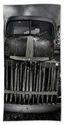 Vintage Ford Truck Bath Towel