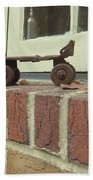 Vintage Roller Skate Bath Sheet