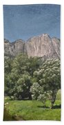 Vintage Yosemite Bath Towel
